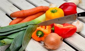 Einkaufsliste 21 Tage Stoffwechselkur - Gemüse